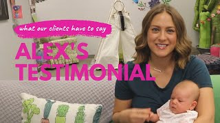 Hear From Our Clients | Alex's Testimonial