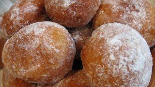 ✧ ПОНЧИКИ ВОЗДУШНЫЕ На Желтках Очень Вкусные ✧ Donuts Air on the yolks ✧ Марьяна
