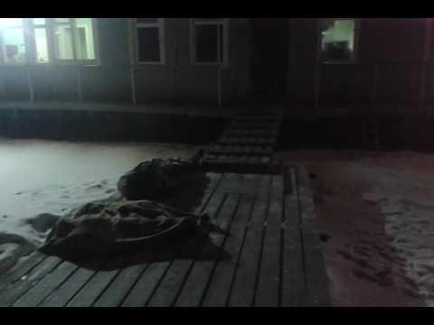 Появилось видео с места гибели двоих детей на Волге