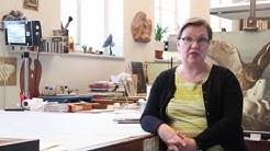 Lokakuun kuukauden vieras: konservaattori Kirsi Hiltunen