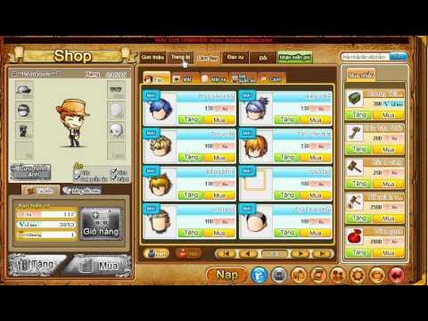 Hack Game Gunny 3.1 Xu Huân Chương