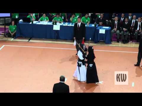 2012 WKC, Italy - Women Teams Final - match 2
