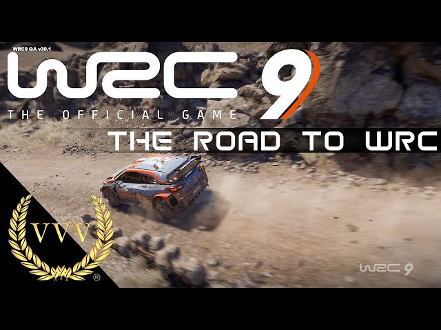 WRC 9 - The Road To WRC 4K