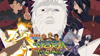 Hướng dẫn tải và cài đặt Game Naruto shippuden ultimate ninja storm revolution!