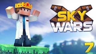 מיינקראפט | Skywars - פרק 7: אני מלך?