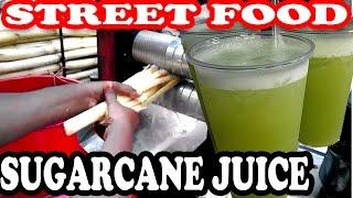 Street Food Video | Original Indian Street Food | Indian Street Food | Sugarcane Juice | Indian Food