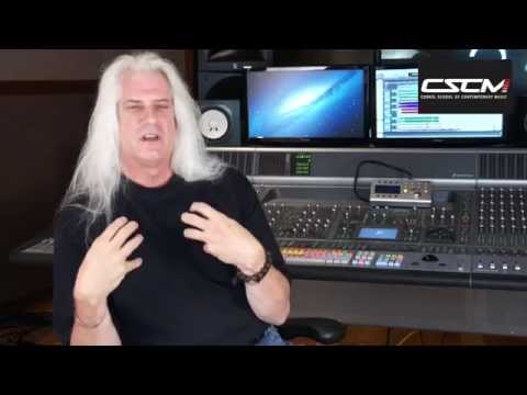 How to start to compose music- tutorial by Daniel Walker (CSCM