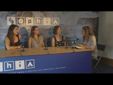 Investigadoras portuguesas comentam a atualidade da investigação em mar profundo - DSBS 2015