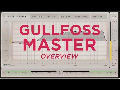Introducing Gullfoss Master.