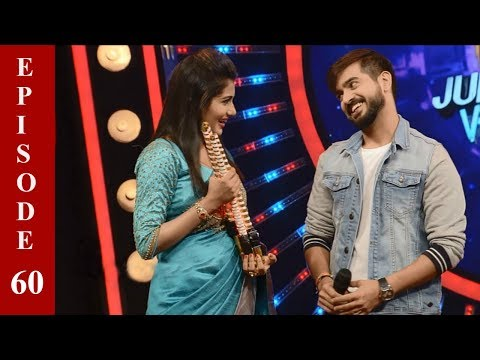 D4 Junior Vs Senior I Ep 60 - Neck to neck competition! I Mazhavil Manorama