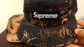 2b724a9fc89 Supreme Dogs and Ducks Navy and Tan Camp Cap Review Fall Winter 2012 Canvas Box  Logo - Duration  3 08. gwath42 2