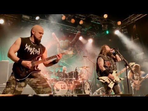 Max & Igor Cavalera - Concert 15.11.2019 Full Show Norway - Return Beneath Arise - Blackie Davidson
