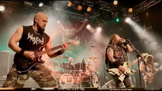 Max & Igor Cavalera - Concert 15.11.2019 Full Show Norway - Return Beneath Arise - Blackie David