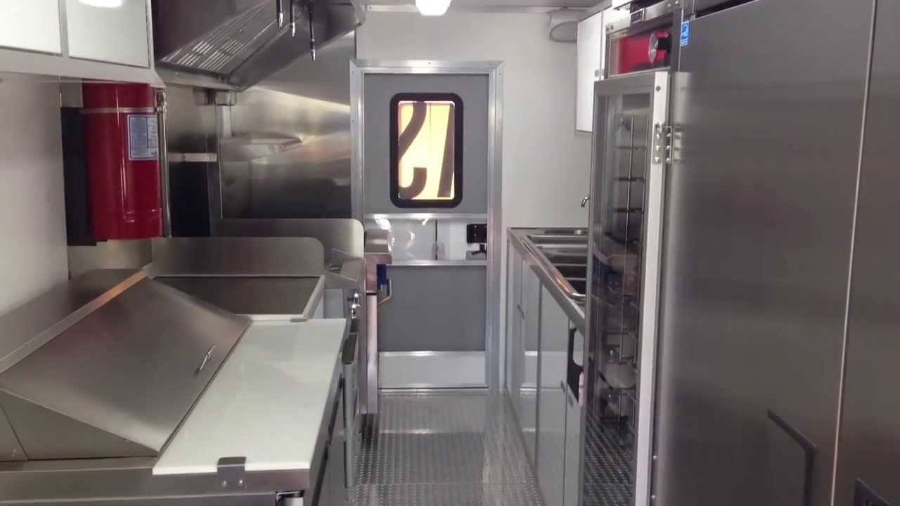 How To Build A Custom Mobile Food Truck By MAG Specialty Vehicles MSV