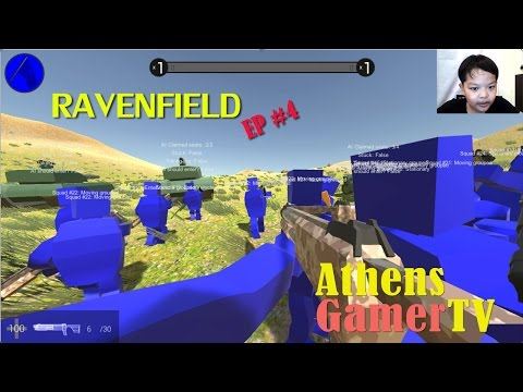Ravenfield EP#4 AthensGamerTV by Athens Thanakrit