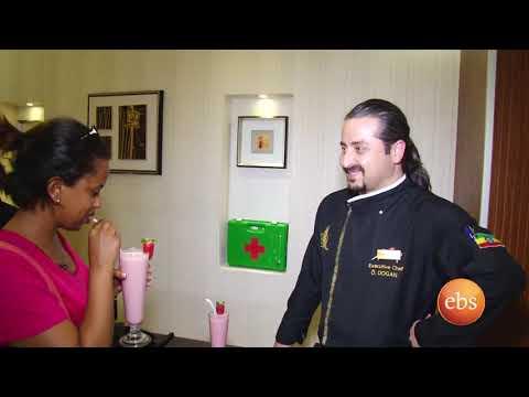 Semonun Addis coverage on Capital Hotel