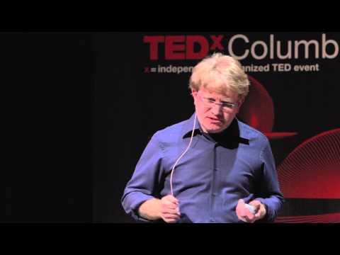 Mining the miners: Matthew Jones at TEDxColumbiaEngineeringSchool