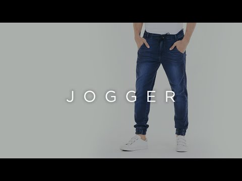 Guia Jeans – Calça Jogger Masculina