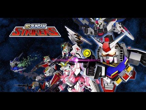 Sd Gundam Strikers Gameplay Youtube