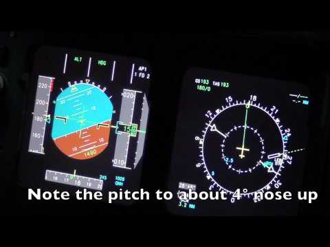 Repeat Airbus A320 CBT #49 Autothrust System by