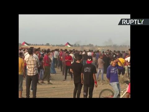 La Grande marche du retour reprend à Gaza