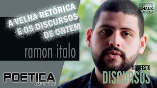 """Manifesto """"Discursos"""" por  Ramon Italo"""