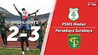 Download Video Sang Juara!! PSMS Medan vs Persebaya Surabaya: 2-3 All Goals & Highlights - Liga 2 MP3 3GP MP4