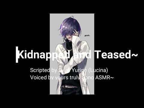 (MALE YANDERE) Kidnapped and Teased ASMR RP 18+ *soft moans* (X Gender Neutral  Listener)