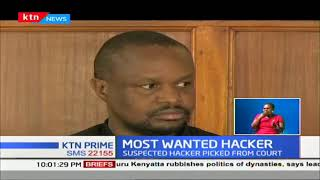 Most wanted hacker Geoffrey Oduor arrested by police
