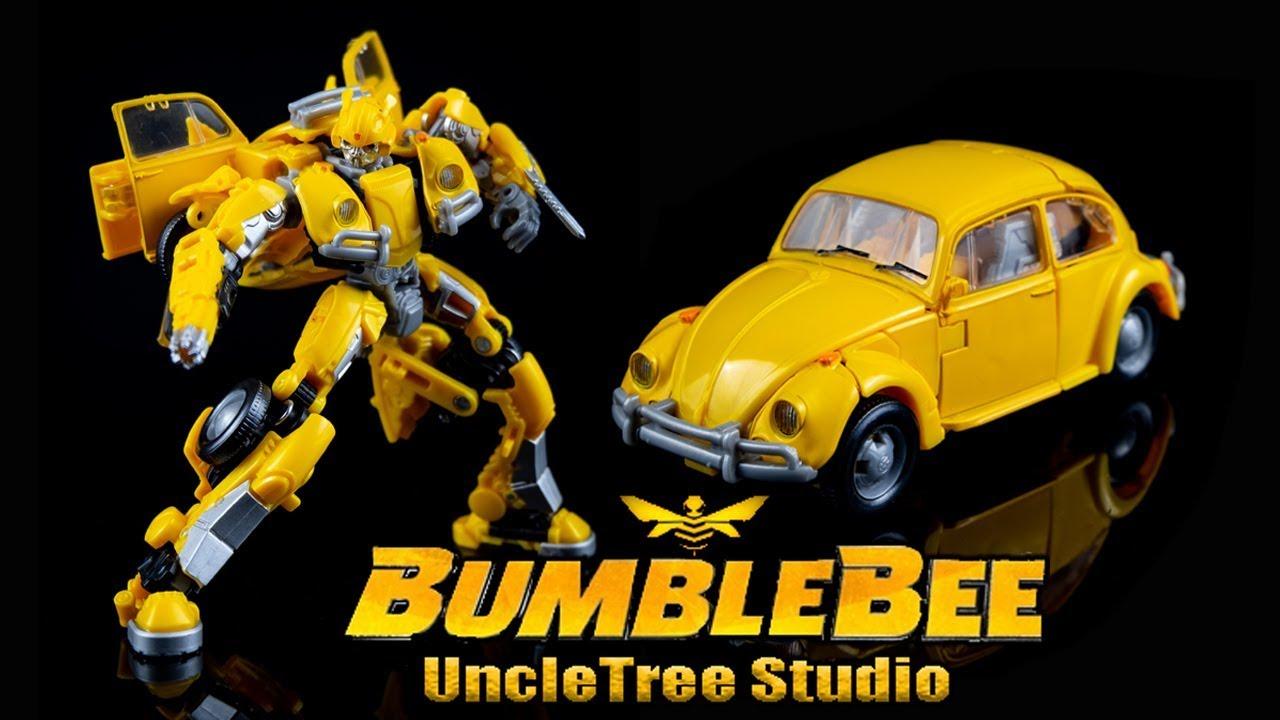 Beetle Bumblebee for Transformers Studio Series Deluxe Class Movie Action Figure