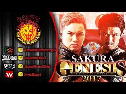 Canto New Japan #9 - New Japan Cup e Sakura Genesis