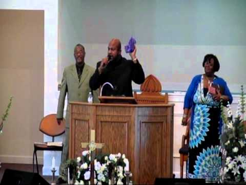 Guest Rev. William Johnson 08-25-2013