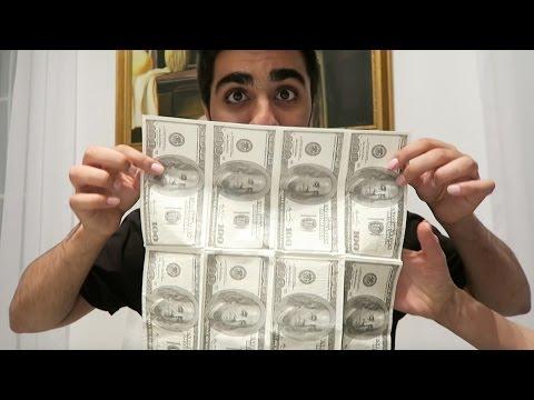 Printed Cash ...