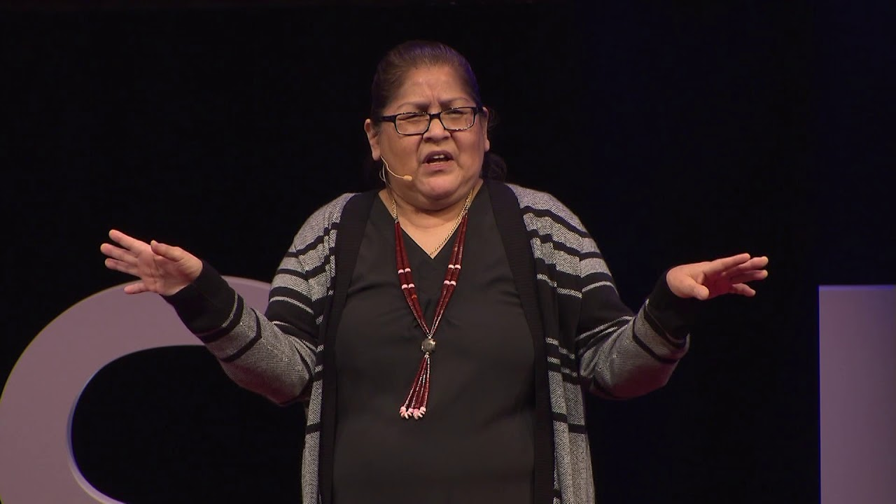 Shima' Sani' - Why Are You So Sick? | Sonya Begay | TEDxPSU
