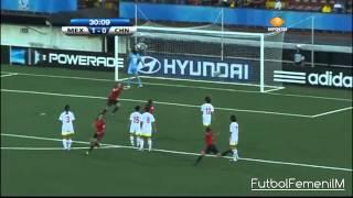 México vs China Mundial Femenil Sub-17 Costa Rica 2014