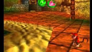 Let's Play Donkey Kong 64 Episode 6: No Skills
