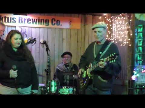 I'd Rather Go Blind-Sarah & the Kaktus Kats jam band