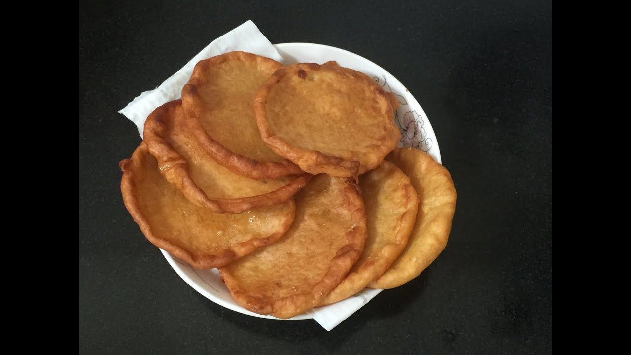 Thử nấu ăn || Bánh bột mì chiên – Bánh bột mì trứng sữa – Làm bánh đơn giản|| Ánh Ánh's home