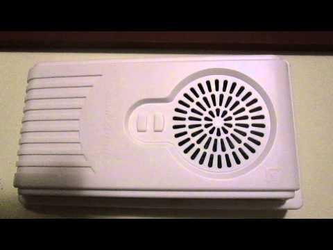 WIRELESS INTUNE MP3 DOOR CHIMES