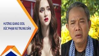 Hương Giang Idol vs NS Trung Dân: Chiêu trò showbiz? | VTC1