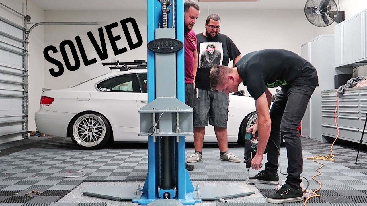 THE LIFT SOLUTION! - YouTube