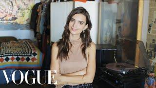73 Questions With Emily Ratajkowski   Vogue