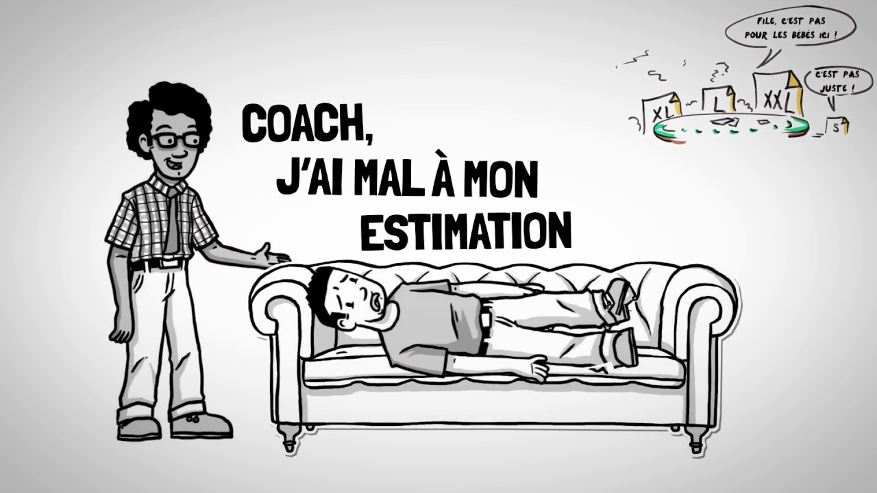 COACH AGILE : L'ESTIMATION RELATIVE