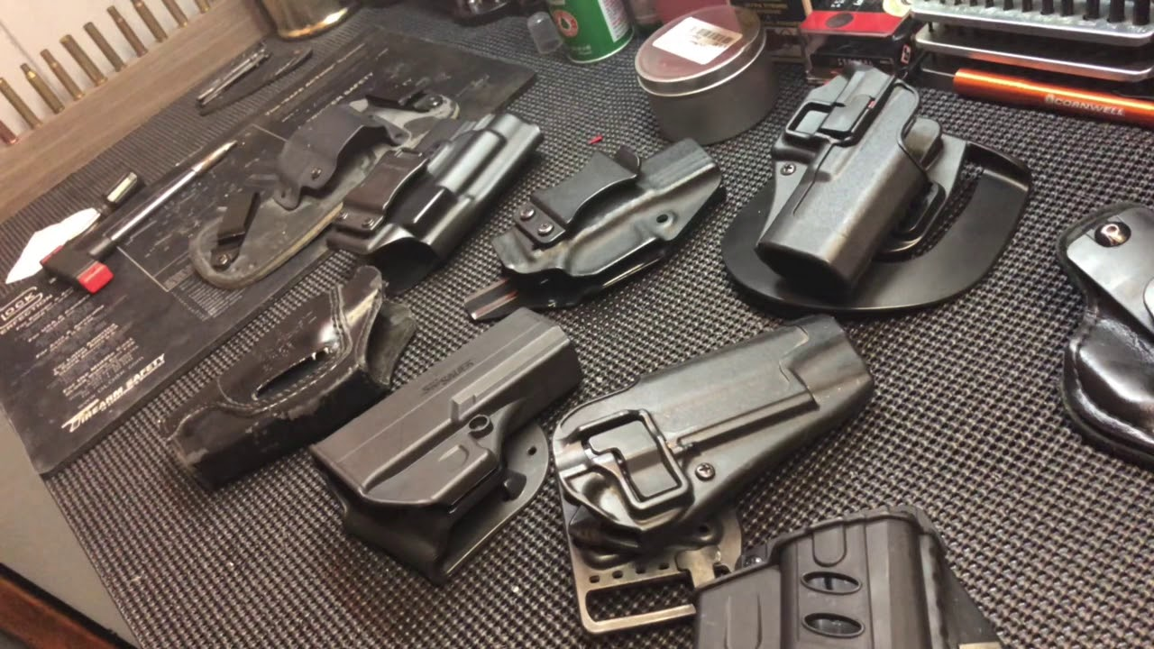 Choosing A Holster For Everyday Carry