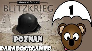 Order of Battle | Blitzkrieg | Poznan | Part 1
