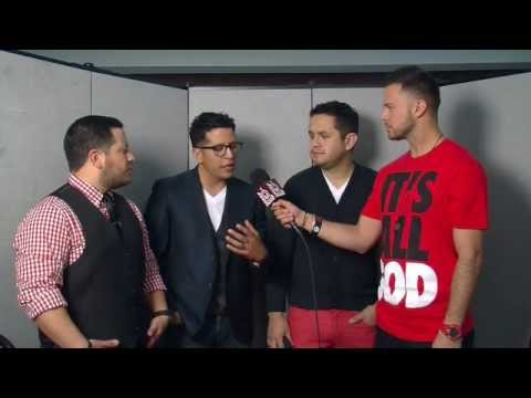 Interview with Jacob & Matthew Band | Youth Day 2013
