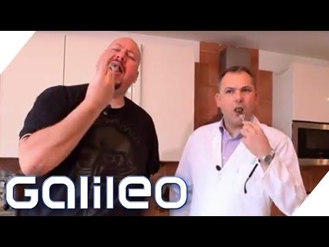 Jumbo Schreiner: Der große Nudelcheck | Galileo | ProSieben