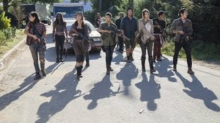 Comic Uno The Walking Dead Season 5 Episode 12