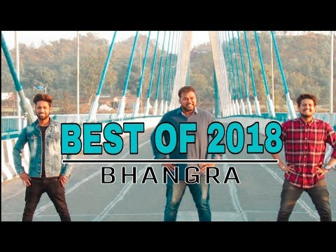 Bhangra On BEST OF 2018 | Remix|DJ Frenzy | Gulabi Pagg | Mel Gel | Dollar | Nikle Current | Diamond
