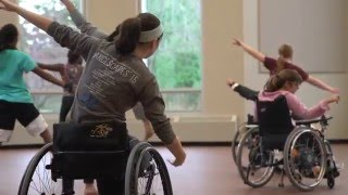 Wheelchair Dance - Taking the Leap